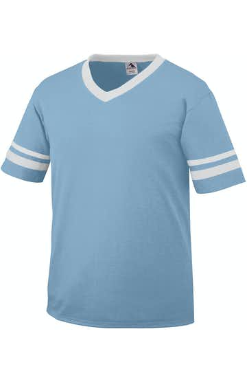 Augusta Sportswear 361 Light Blue / White