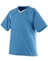 Augusta Sportswear 215 Columbia Blue / White