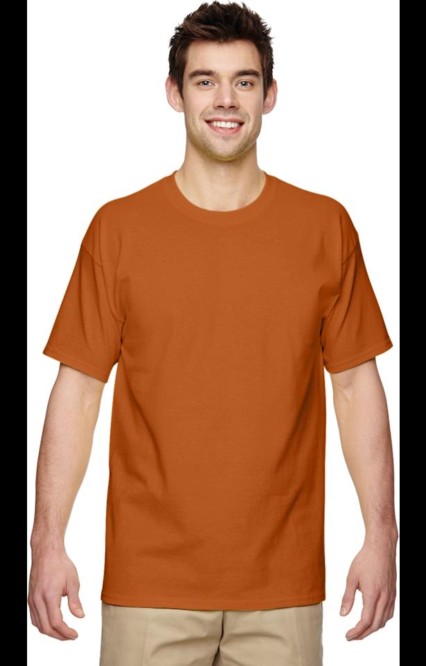 Gildan G500 Texas Orange