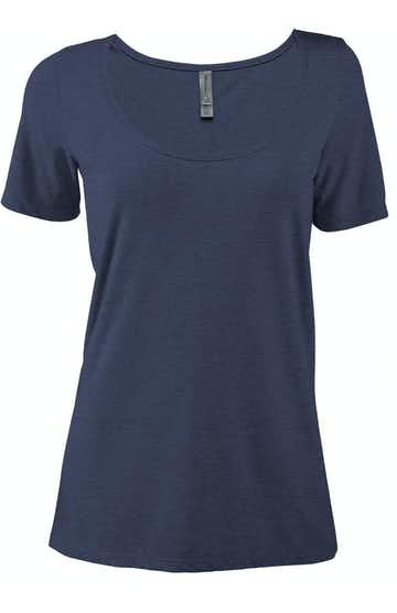 Platinum P504T Navy Heather
