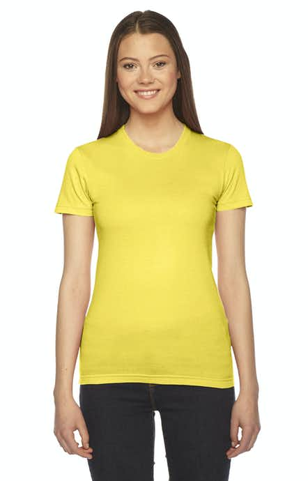 American Apparel 2102W Sunshine