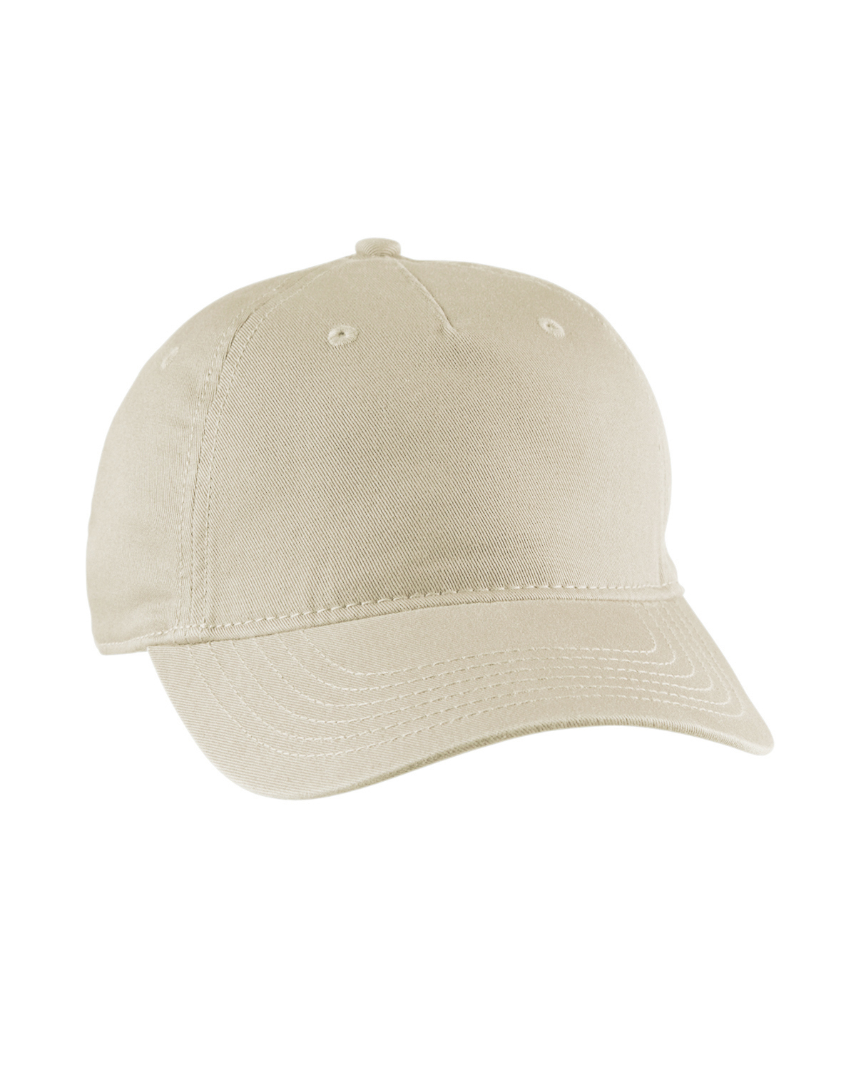 c68a2a74be4f0 Econscious EC7087 Unisex Twill 5-Panel Unstructured Hat - JiffyShirts.com
