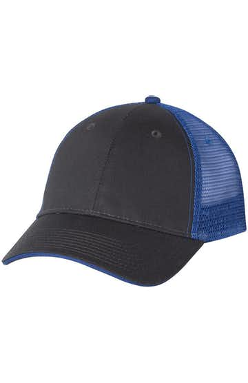 Valucap S102 Charcoal / Royal