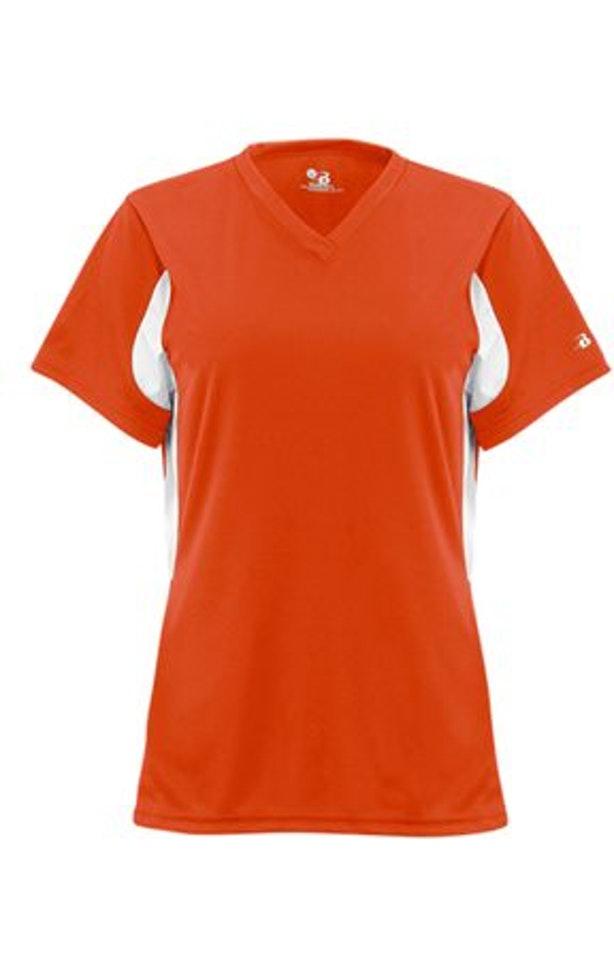 Badger B6170 Burnt Orange / White