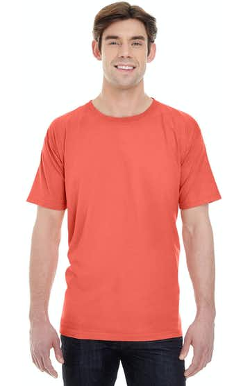 Comfort Colors C4017 Neon Red Orange