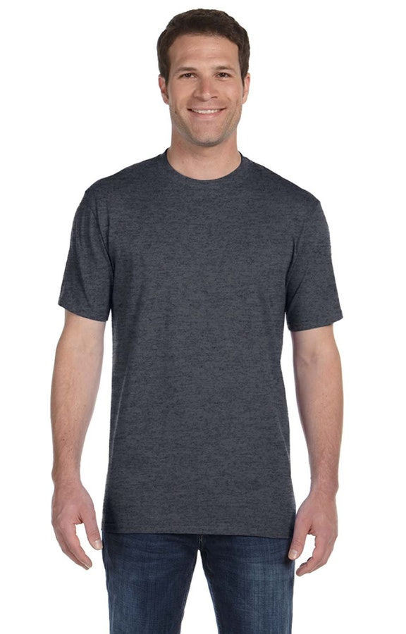 Anvil 780 Heather Dark Grey