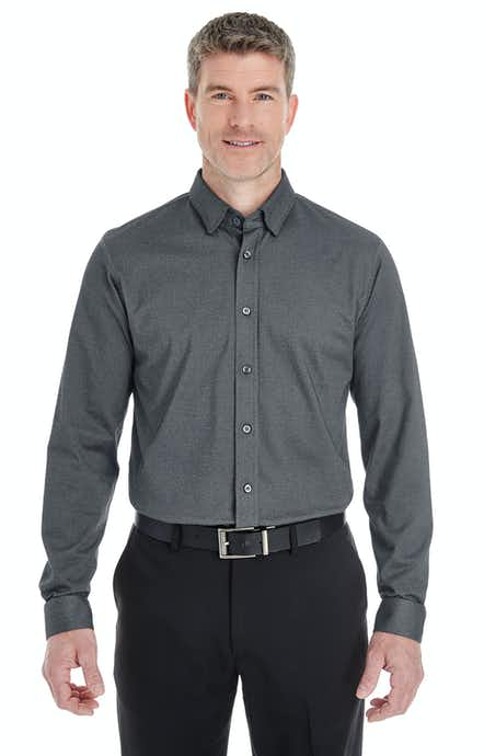 Devon & Jones DG230 Dk Grey Heather