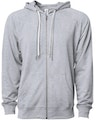 Independent Trading SS1000Z Athletic Heather