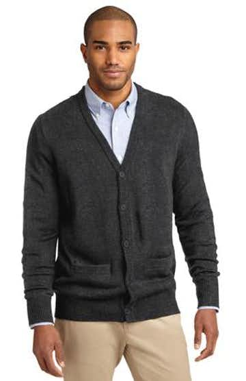 Port Authority SW302 Charcoal Gray