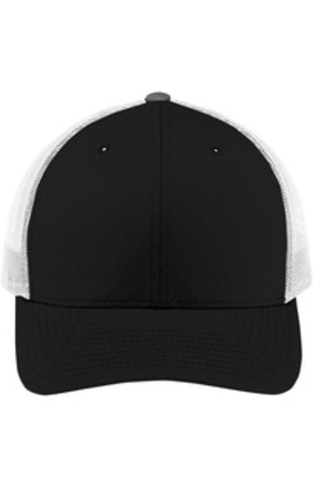 Sport-Tek STC39 Black / White