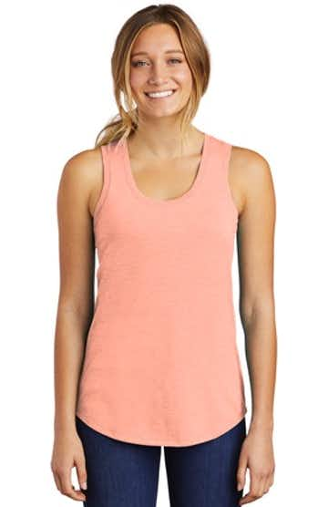 District DM138L Heather Dusty Peach