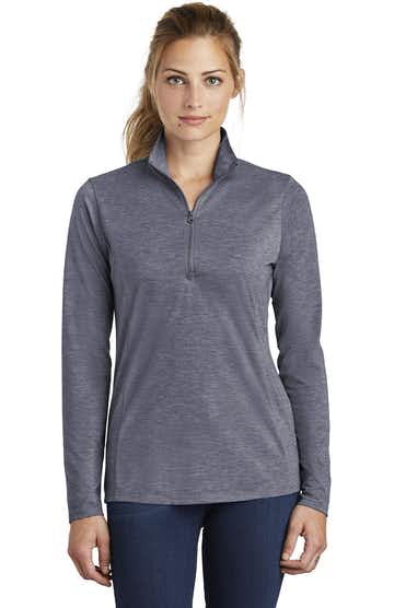 Sport-Tek LST407 True Navy Heather