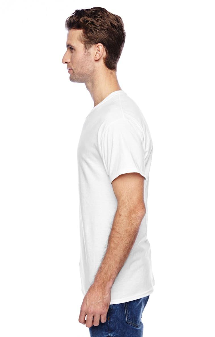 c99517b0 Hanes P4200 Unisex 4.5 oz. X-Temp® Performance T-Shirt - JiffyShirts.com