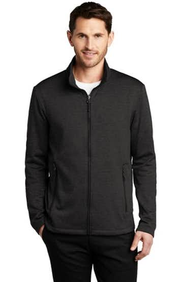 Port Authority F905 Deep Black Heather