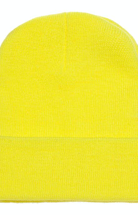 Yupoong 1501 Safety Yellow