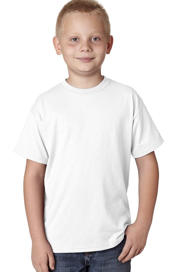 Hanes H420Y White