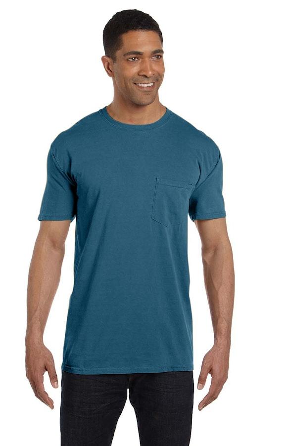 Comfort Colors 6030CC Topaz Blue