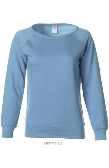 Independent Trading SS240 Misty Blue