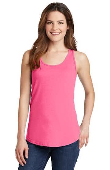 Port & Company LPC54TT Neon Pink