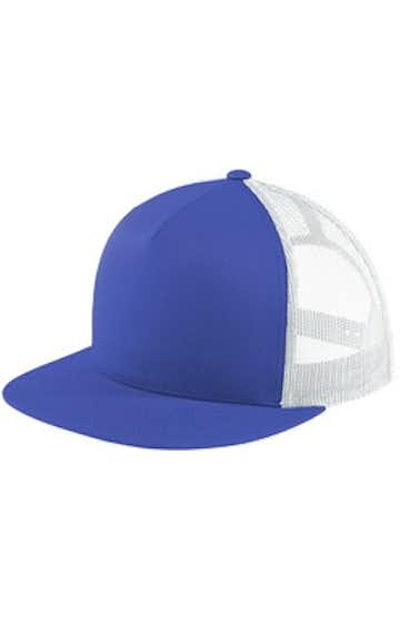 Sport-Tek STC38 True Royal / White