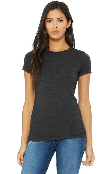 Bella + Canvas 6004 Heather Dark Gray