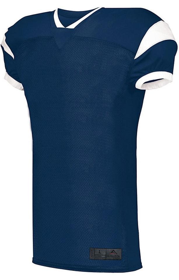 Augusta Sportswear 9583AG Navy / White
