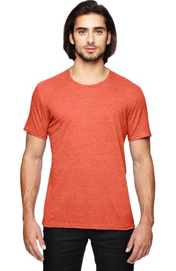 Anvil 6750 Heather Orange