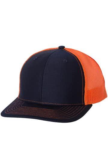 Richardson 112 Navy / Orange