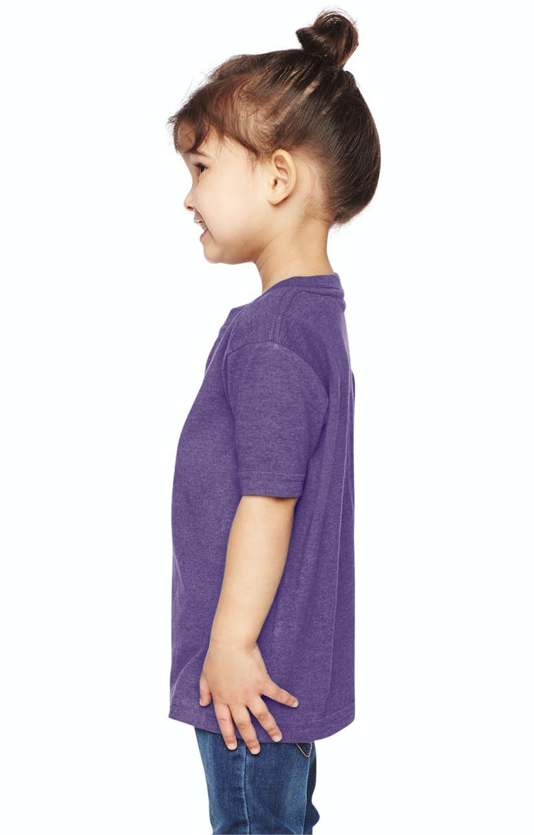 83eb8fec5 Rabbit Skins RS3305 Toddler Vintage Fine Jersey T-Shirt - JiffyShirts.com