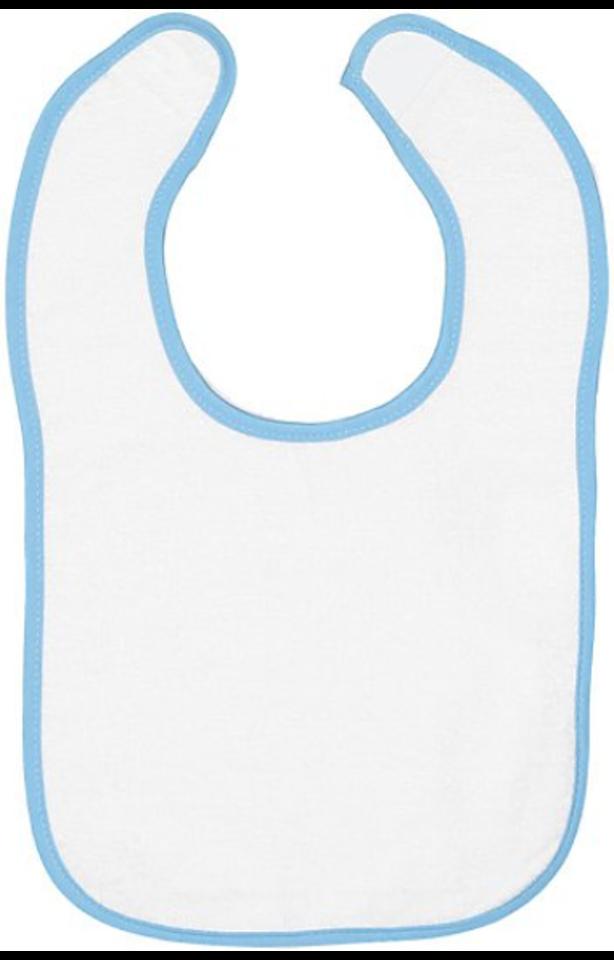 Rabbit Skins 1003 White/Light Blue