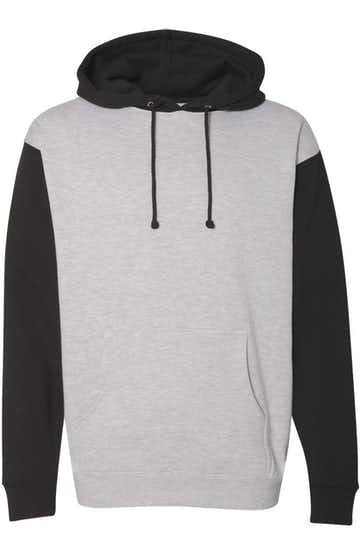 Independent Trading IND4000J1 Gray Heather / Black