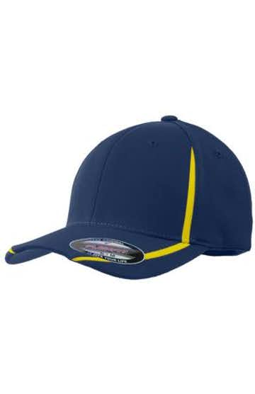 Sport-Tek STC16 True Navy / Gold