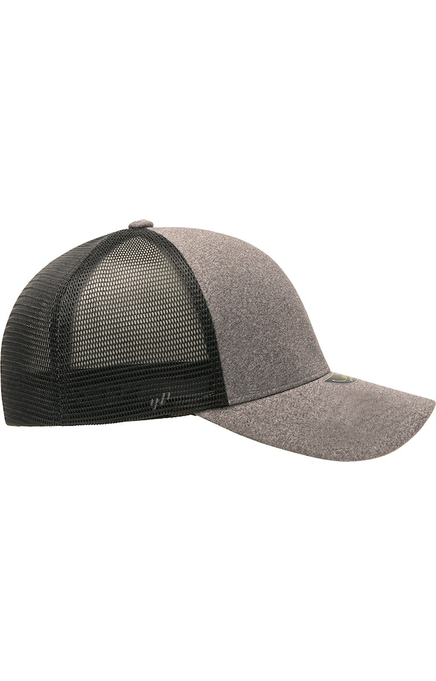 Yupoong 5511UP Heather / Black