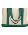 Liberty Bags 8869 Natural/Forest