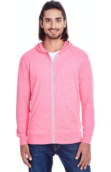 Threadfast Apparel 302Z Neon Pink Tribld