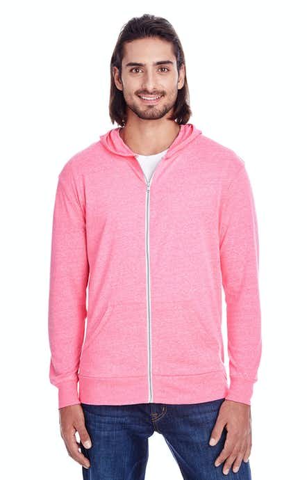 Threadfast Apparel 302Z Neon Pink Tribld