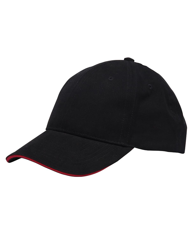 Bayside BA3617 Black/ Red