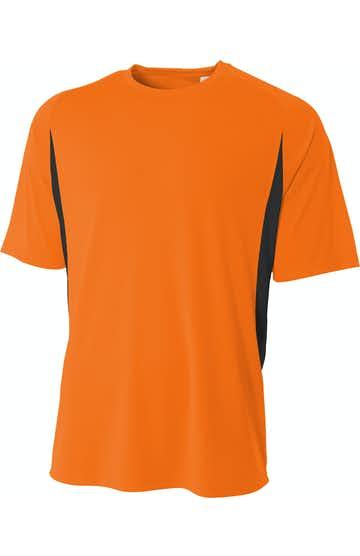 A4 N3181 Sfty Orange/ Blk
