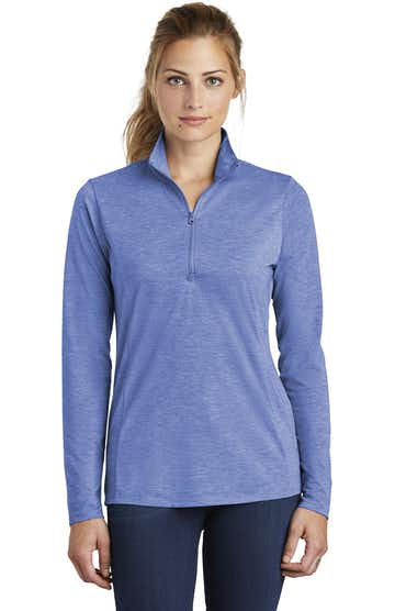 Sport-Tek LST407 True Royal Heather
