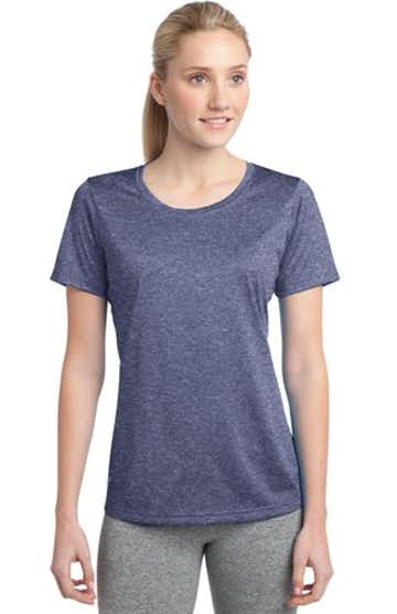 Sport-Tek LST360 True Navy Heather
