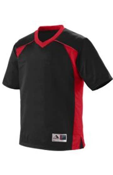 Augusta Sportswear 260 Black/Red