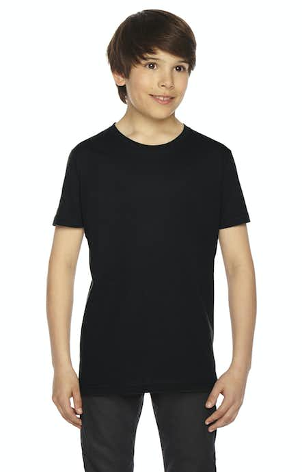 American Apparel 2201W Black
