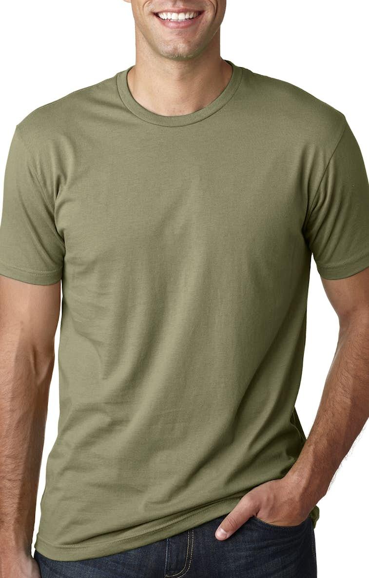 149deb8a9 Next Level 3600 Unisex Cotton T-Shirt - JiffyShirts.com