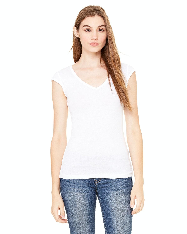 Bella+Canvas B8705 White