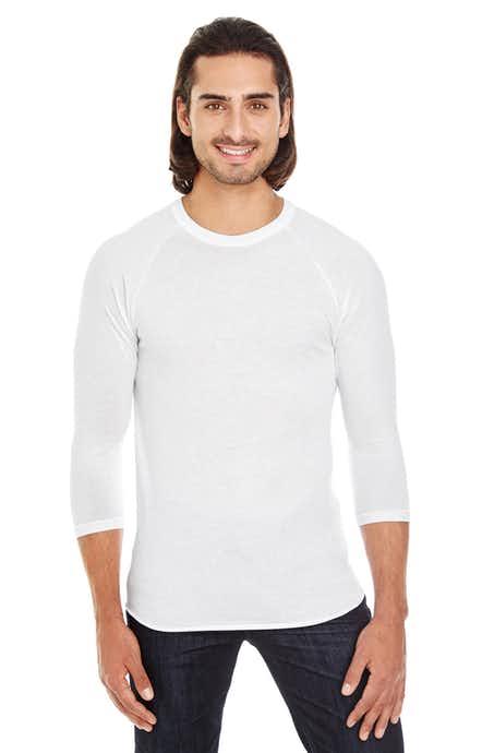 American Apparel BB453W White