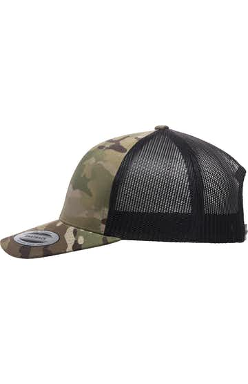 Yupoong 6606MC Multicam