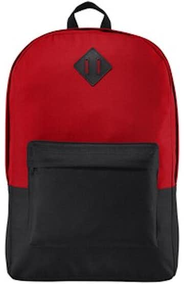 Port Authority BG7150 True Red / Black