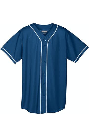 Augusta Sportswear 593 Navy / White