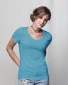 Hanes MO150 Turquoise Trblnd
