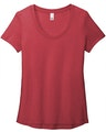 District DT7501 Heather Red